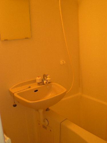 レオパレス学園町ハイツ 204号室の風呂