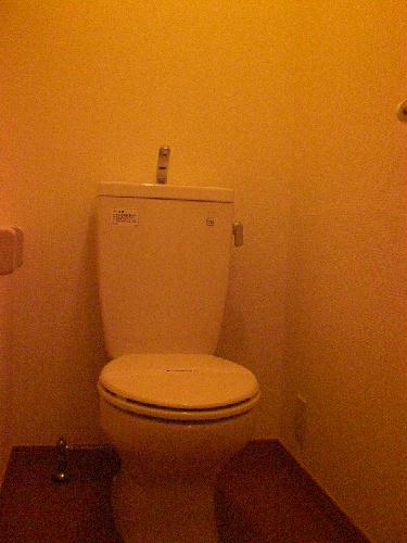 レオパレス学園町ハイツ 204号室のトイレ