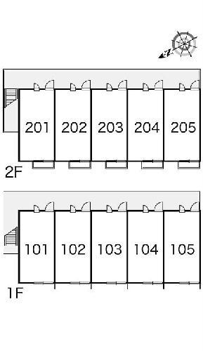 レオパレス茶の木 102号室のその他