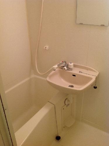 レオパレスグリーンビレッジ 207号室の風呂