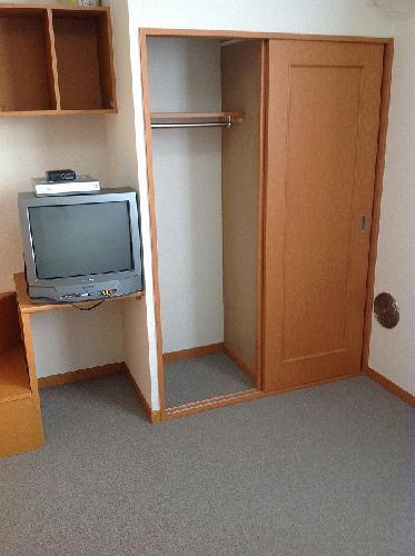 レオパレスグリーンビレッジ 207号室のリビング
