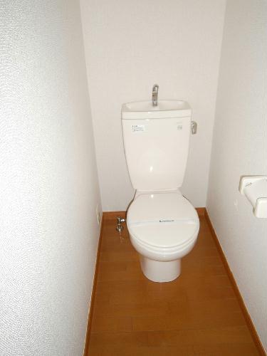 レオパレスみのり 101号室のトイレ