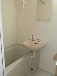 レオパレスY S OTSUKA 102号室のベッドルーム