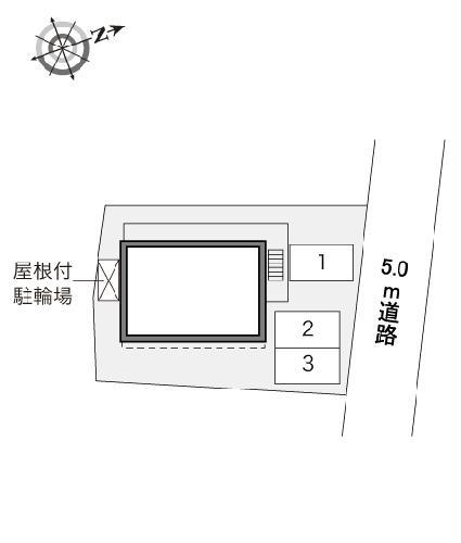 レオパレスY S OTSUKA 102号室のエントランス