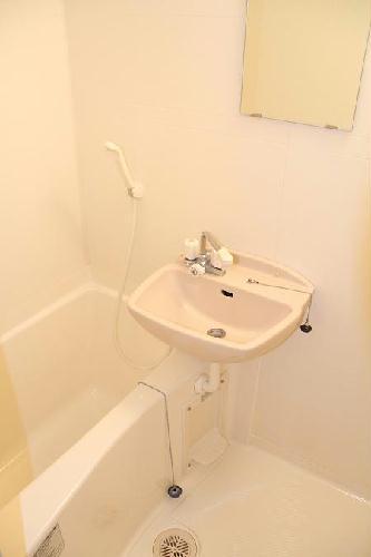 レオパレスメイプルコートⅡ号館 202号室のトイレ