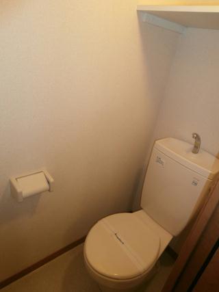 レオパレスイマジン 104号室の風呂