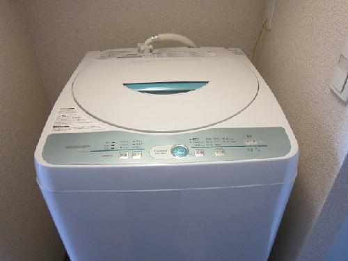 レオパレスラ ミュゼ 105号室のトイレ