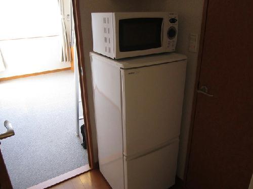 レオパレスラ ミュゼ 105号室の玄関