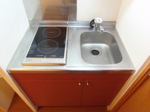 レオパレスコンフォートB 109号室の風呂
