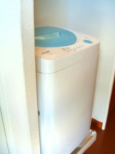 レオパレスYY 206号室の風呂