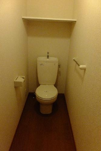 レオパレス谷原 202号室のトイレ