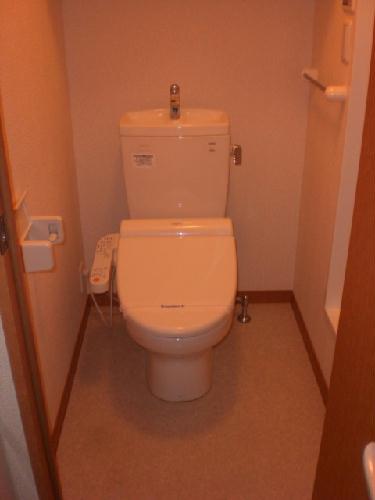 レオパレスアビイ ロード 101号室の風呂