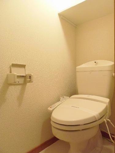 レオパレスユリシーズ本今 311号室のトイレ