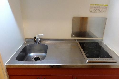 レオパレスウィステリア神田 303号室のキッチン