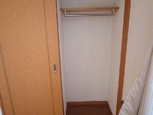 レオパレスダイヤパーク 102号室のトイレ