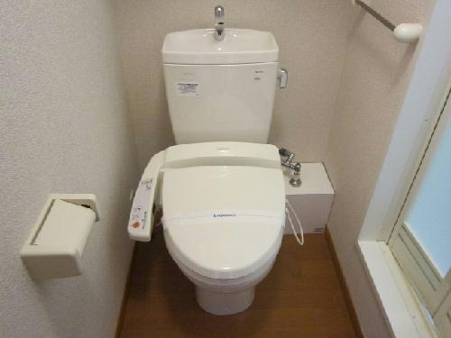 レオパレス篠崎LA1 202号室のトイレ