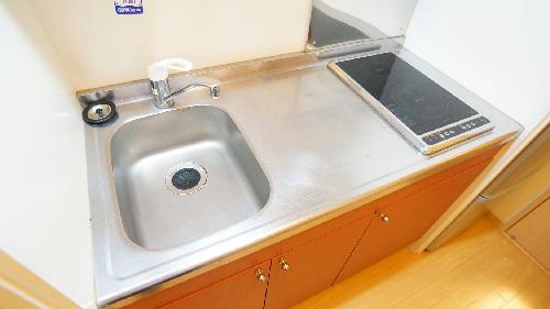 レオパレスセンターヴィレ 308号室のキッチン