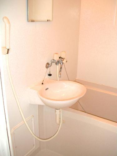 レオパレスセンターヴィレ 308号室の風呂