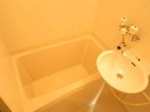 レオパレスリッチM 209号室の風呂