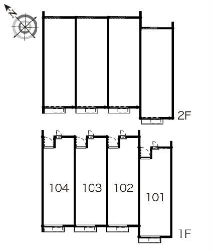 レオネクストアズール下石神井 103号室のその他