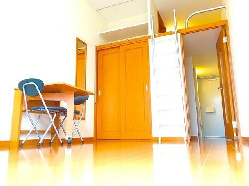 レオパレスSunsetRoom 204号室のリビング