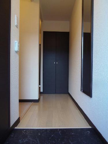 レオネクストゼン 110号室の玄関