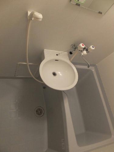 レオパレスボルツアーノ 104号室のトイレ