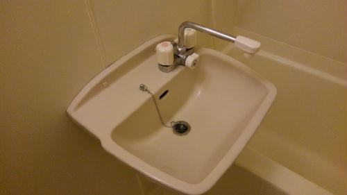 レオパレス辰&圭 105号室の洗面所