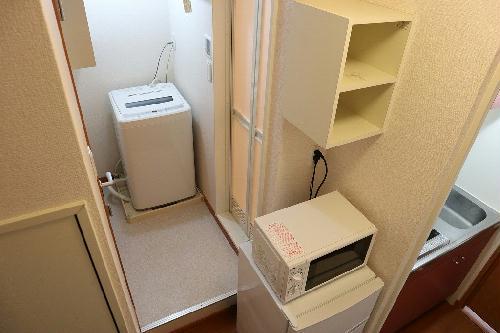 レオパレス佐野 101号室の風呂