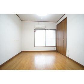 下山荘 2-A号室のリビング