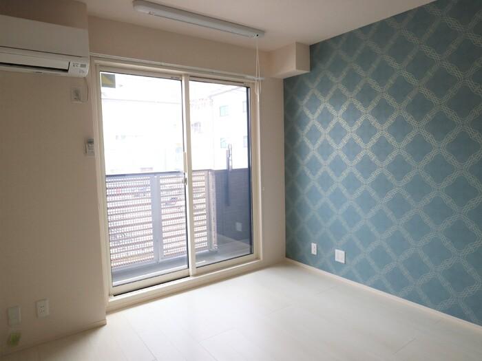 パークサイドメゾン新梅田 302号室のリビング