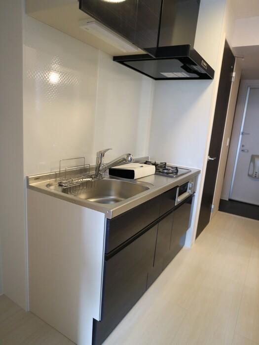 パークサイドメゾン新梅田 302号室のキッチン