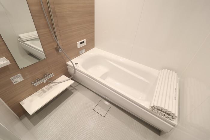 D-room藤崎 101号室の風呂