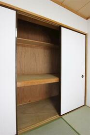 アーガスヒルズ33 102号室の収納