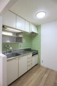 アーガスヒルズ33 102号室のキッチン