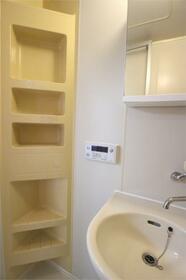 アーガスヒルズ33 102号室の洗面所