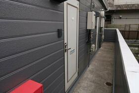 アルカフⅡ 202号室のトイレ