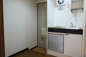 アルカフⅡ 201号室のキッチン