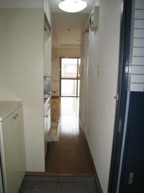 スカイコート町田 306号室の玄関