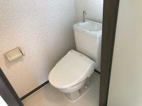 ベイサイドプラザ 102号室のトイレ