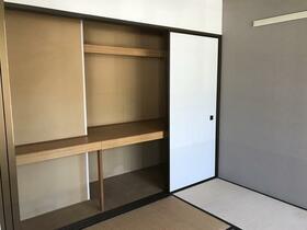 ベイサイドプラザ 102号室の収納