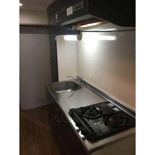 タウンライフ覚王山北 201号室のキッチン