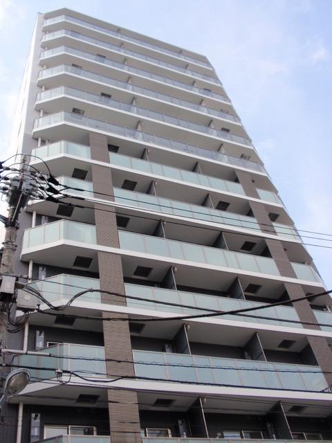 パークハビオ上野3丁目の外観