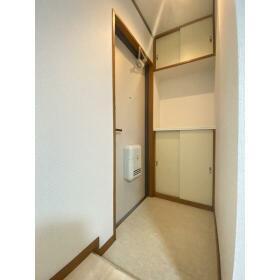 メゾンアサカ 201号室のキッチン
