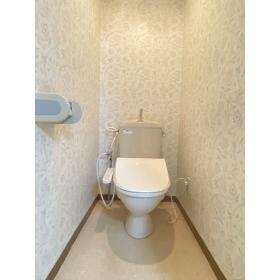 メゾンアサカ 201号室の風呂