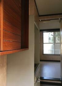 ル・ヴィラージュ玉川学園 201号室の玄関