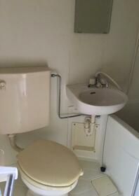 ル・ヴィラージュ玉川学園 201号室の風呂