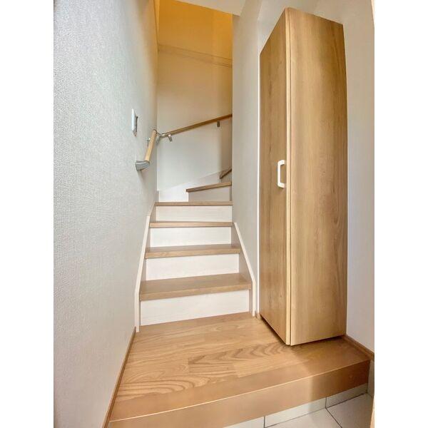 CHIKUSA-SIX 202号室の玄関