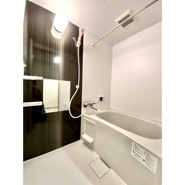 CHIKUSA-SIX 202号室の風呂