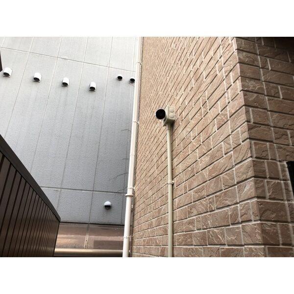 CHIKUSA-SIX 201号室の玄関